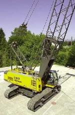 Новинка Sennebogen 690HD: 90 тонн.
