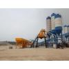 Бетонный завод HZS60 Автоматическая линия