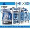 Линии по производству бетонных изделий с вибропрессом.