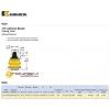 Резец дорожный Kennametal RZ25 (RZ4-02P)   - Kennametal 3121185